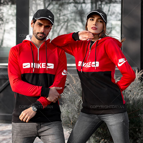 ست سویشرت مردانه و زنانه Nike مدل C8690