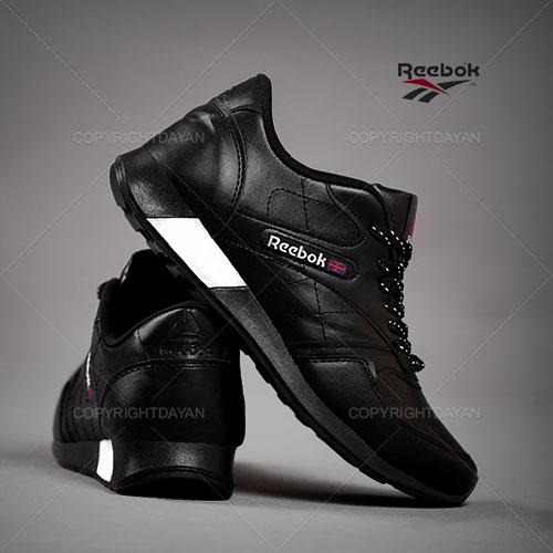 کفش مردانه Reebok مدل K1140 (مشکی سفید)