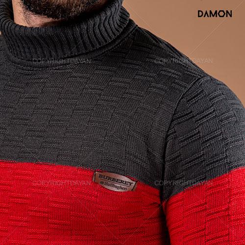 بافت مردانه Damon مدل R2613