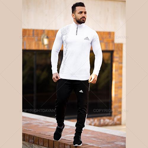 ست تیشرت و شلوار مردانه Adidas مدل H4872