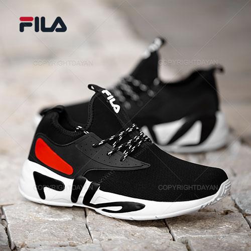 کفش مردانه Fila مدل K2101 (مشکی سفید)