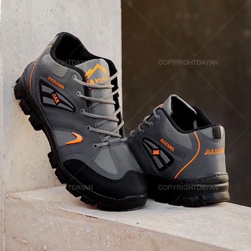 کفش مردانه Jiaxiang مدل K8800 (فیلی)