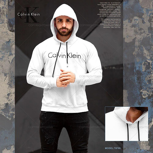 سویشرت مردانه Calvin Klein مدل T8799