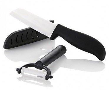 فروش پستی چاقو گینزا بلید|چاقو سرامیکی ginza blade