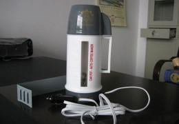 فلاسک فندکی ماشین هات کاپ hot cop یا چای ساز فلاکس فندکی خودرو