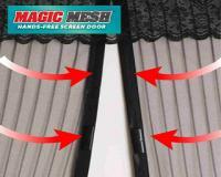 توری جادویی مجیک مش magic mesh با نصب آسان