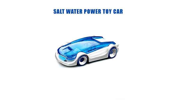 کیت ساخت ماشین جادویی با سوخت آب نمک