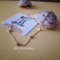 دستبنداستیل طرح شیراز