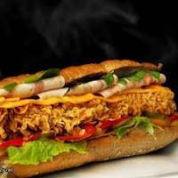 ساندویچ فیله استریپ