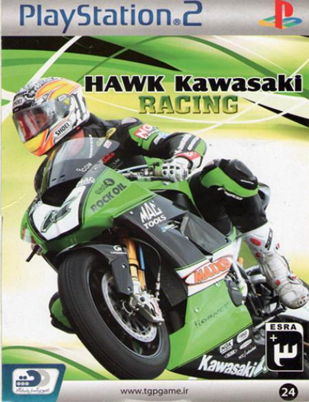 گیم HAWK KAWASAKI RACING