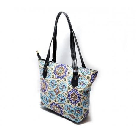 کیف دوشی زنانه شمسه