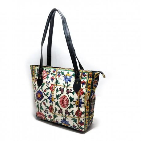 کیف دوشی زنانه لوتوس