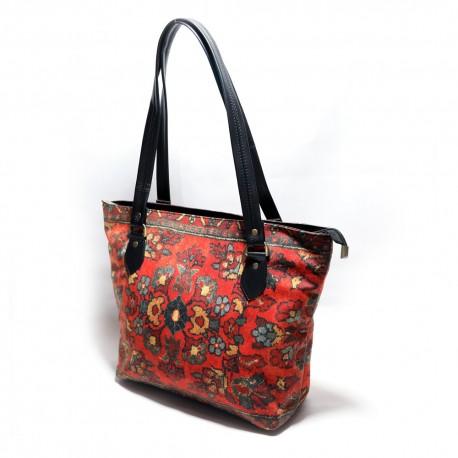 کیف دوشی زنانه گلیم