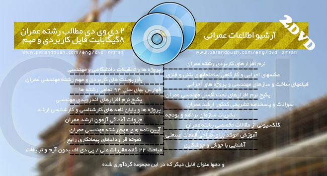 آرشیو اطلاعات عمرانی- 8گیگابایت فایل کاربردی و مهم