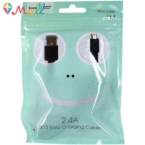 کابل تبدیل USB به Micro دو متری هوکو HOCO X13