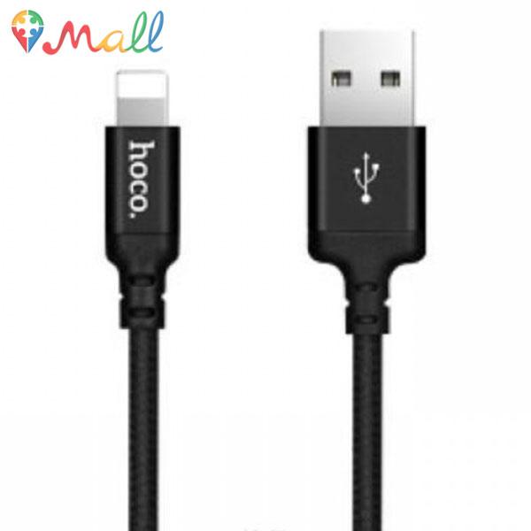 کابل تبدیل USB به Lightning هوکو HOCO X14