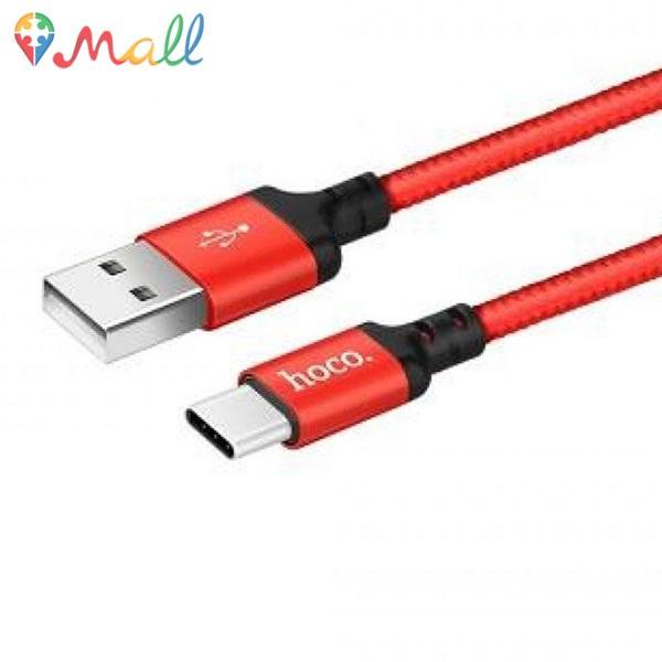 کابل تبدیل USB به Type Cهوکو HOCO X14