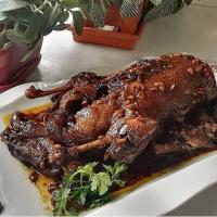 اردک محلی شکم پر مخصوص
