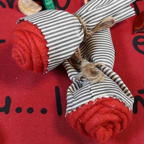 پکیج لاکچری قرمز مخصوص روز عشق