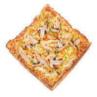 چیکن پیتزا