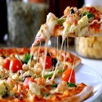 پیتزا پپرونی با من 1 نفره
