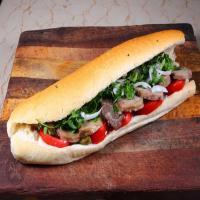 ساندویچ زبان  ویژه با من