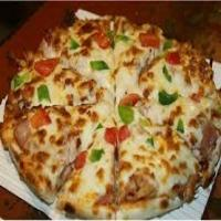 پیتزا سبزیجات مخصوص ایدا