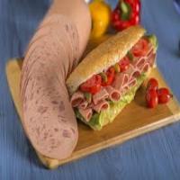 ساندویچ کالباس خشک