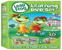آموزش اعداد و حروف انگلیسی برای کودکان( laep frog )