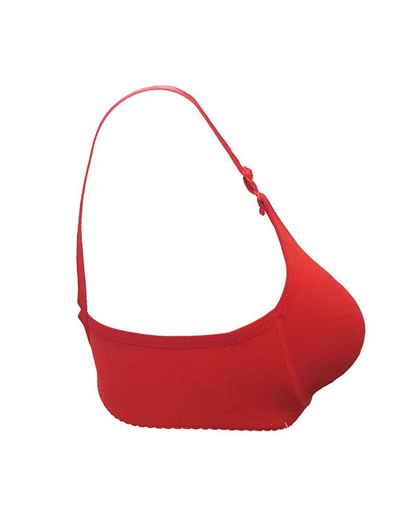 لباس زیر نخی پرسی فنردار قرمز مدل 307