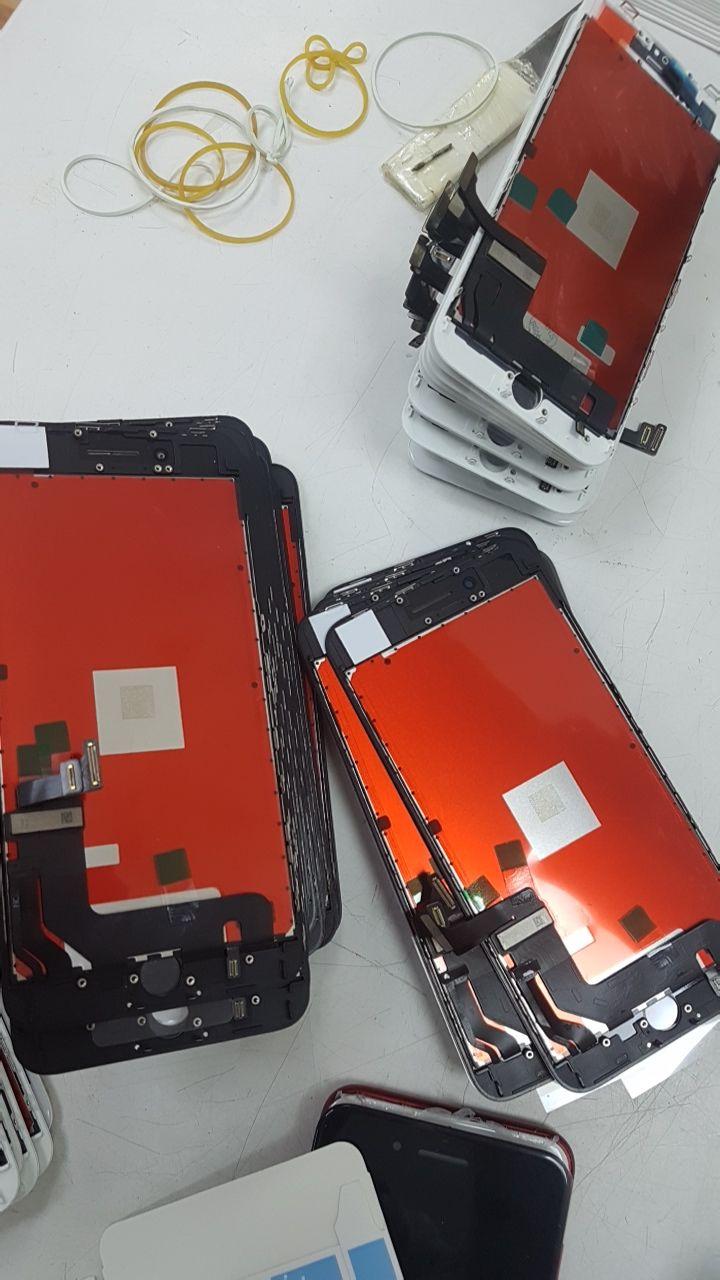 صفحه نمایش ال سی دی و تاچ اسکرین گوشی موبایل اپل آیفون سون Apple iPhone 7
