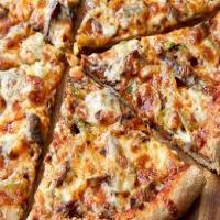 پیتزا سرآشپز قالب دو نفره