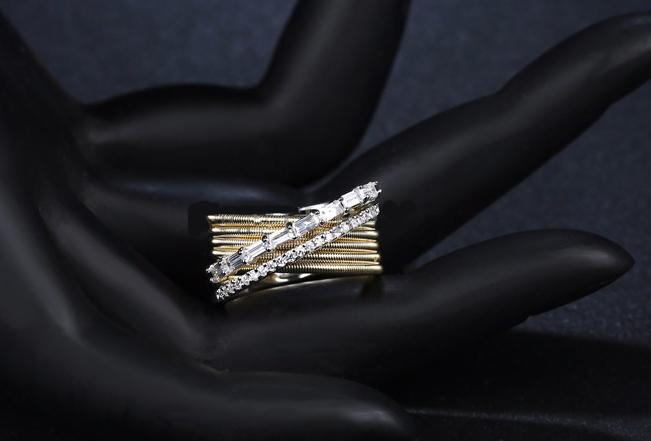 انگشتر مدل S105