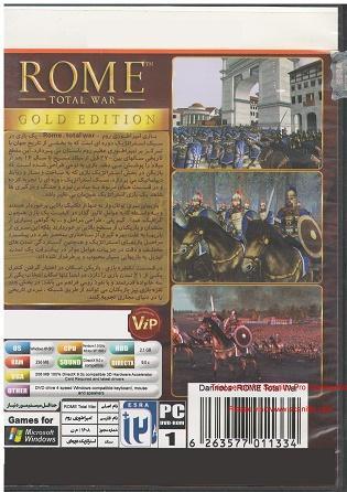 بازی امپراطوری روم - نسخه طلایی