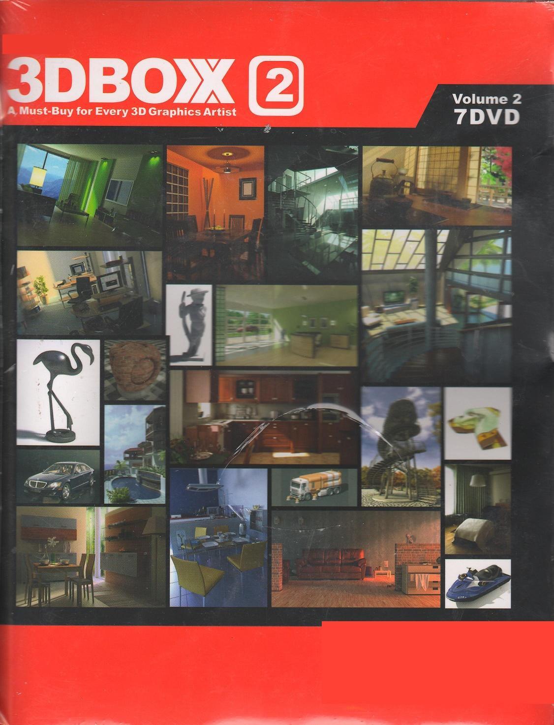 3D BOX 2 -اورجینال
