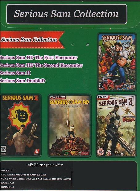 Serious Sam Collection- اورجینال
