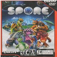 بازی هیجان انگیز Spore