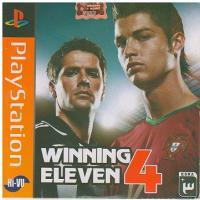 بازی پلی استیشنWINNING ELEVEN 4