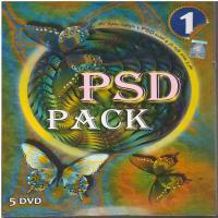 طرح های لایه باز و آماده PSD با کیفیت بسیار بالا PSD PACK نسخه اول