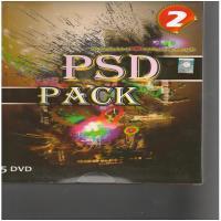 طرح های لایه باز و آماده PSD با کیفیت بسیار بالا PSD PACK نسخه دوم