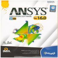 نرم افزار ANSYS simulation software ver 16.0