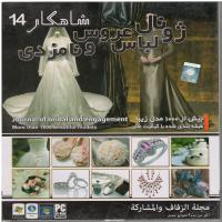 ژورنال لباس عروس و نامزدی - بیش از 1000 مدل زیبا - شاهکار 14