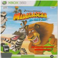 بازی X BOX - MADAGASCAR KARTZ