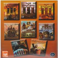 بازی Age Of Empires & Empire & Lion Heart
