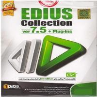 نرم افزار EDIUS collection ver 7.5 + Plug-ins