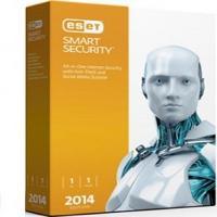 آنتی ویروس قدرتمند  Eset Smart Security 8 اورجینال با لایسنس یکساله + 2 ماه هدیه