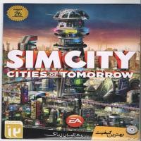 بازی SimCity Cities Of Tomorrow 2014 شبیه ساز شهرسازی