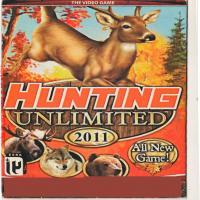 hunting unlimited 2011-اورجینال