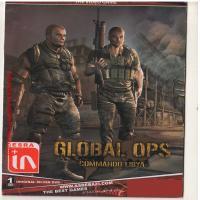 global ops commando libya-اورجینال