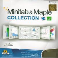 نرم افزار Minitab&Maple collection-اورجینال